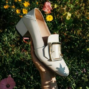 7折! 经典方扣鞋£329闪购:Bally 经典美鞋罕见大促 新款全部参与 经典款码全速抢