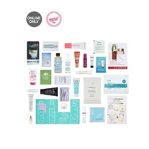 FREE 29 Pc Skincare SamplerWith any $70 Purchase @ ULTA Beauty