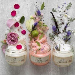 满额立减$15独家:Sabon官网 全场护肤热卖 收超萌冰淇淋霜套装