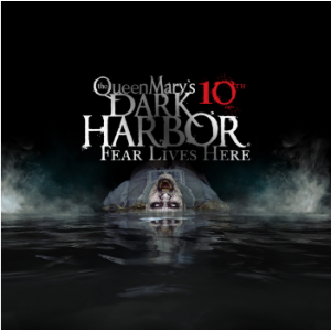 As low as $20Dark Harbor for One at The Queen Mary