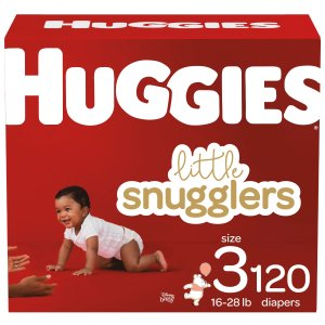 满$40最高减$15Huggies 多款尿不湿、拉拉裤、婴儿湿巾促销