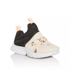 低至3折+最高送$1200礼卡Adidas、Nike儿童运动服饰鞋履大促