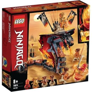 Lego幻影忍者系列 70674 烈焰威龙