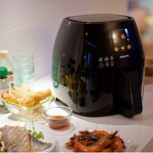 现价£139.99(原价£250)手慢无:Philips  飞利浦 HD9240/90 免油电子空气炸锅