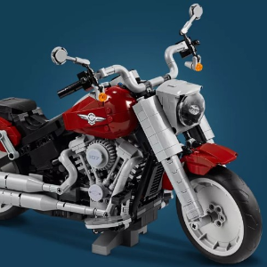 $99.99 on August 1, 2019, VIPs Get Early AccessComing Soon: LEGO Creator Expert Harley-Davidson® Fat Boy® - 10269