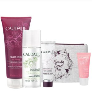 Free 5-Piece GWP ($50 value!) & Free Shippingwith any $90+ purchase @Caudalie