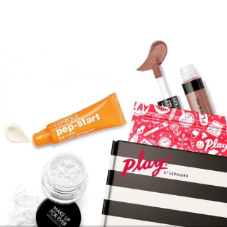 Enjoy a free Play! Box with five trial sizes (plus a beauty bonus)with $50 purchase @ Sephora