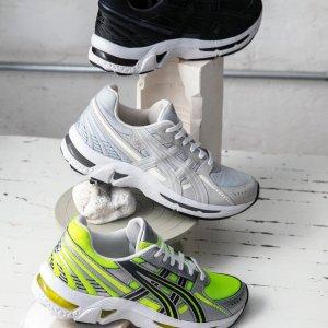 5折起Asics 春节大促 专业功能型运动跑鞋热卖中 在家也要运动