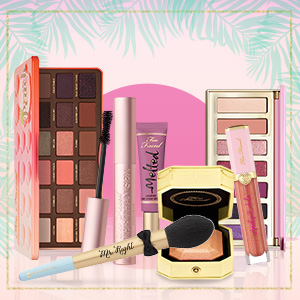 25% off+Free shippingwith beauty purchase @ Too faced