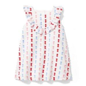Janie and JackBuy More Save MoreGeo Fringe Dress