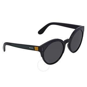44f95f96754 PradaGrey Cat Eye Sunglasses PR 03US 07E5S0.  99.99  310.00. Prada Grey ...