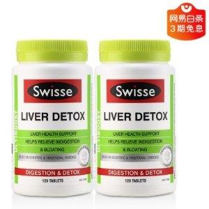 考拉年货节¥2082瓶装 Swisse护肝片120片 维持肝及消化健康