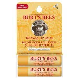 Burt's Bees蜂蜡2支装