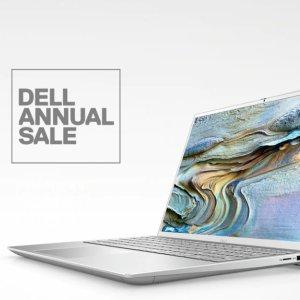 Annual Sale开启 低至5.5折最后一天:Dell 8月好价汇总丨外星人立省$1000,XPS也参加