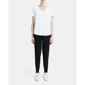 TheoryEssential Trio 3 For $95Soft Cotton Scoop Tee