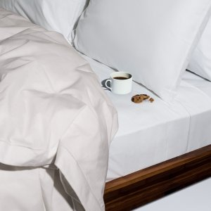Percale Duvet Cover -
