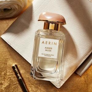 暖的琥珀麝香,与冷天更配 折后仅需89.25欧AERIN Amber Musk 香水  阳光与棉被的香味