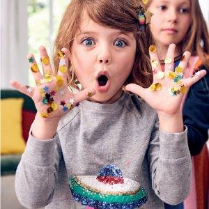 低至6折+额外9折 无税折扣升级:Mini Boden 秋季童装上市,高颜值高品质英伦范