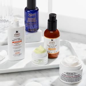 Get $20 offwith any $65+ best sellers purchase @ Kiehl's