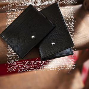 Up to 40% Off + Extra $5 OffMontblanc Meisterstuck Business Card Holders