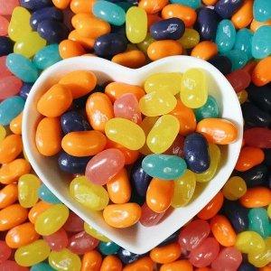 $0.99(原价$1.49) 满足你对糖果的所有幻想Jelly Belly 啫喱糖 20种口味混合装 40g 比磕CP还甜的彩虹豆