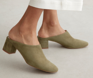 New Arrivals!The Day Mules @ Everlane