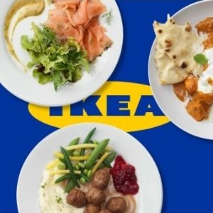 $13IKEA Easter buffet coming up!