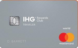 Earn 60,000 Bonus PointsIHG® Rewards Club Traveler Credit Card