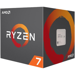 AMD Ryzen 7 2700 3.2GHz 8-Core AM4 Processor w/ Wraith Spire Cooler