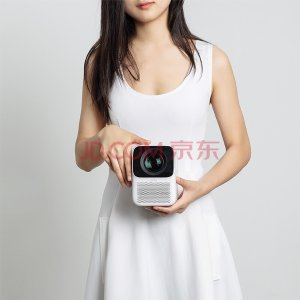 万播 WANBO投影仪T2 Max家用4k超高清小型迷你WIFI无线便携可连手机墙投1080P家庭影院投影机