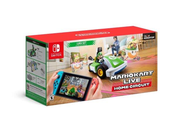 Mario Kart Live: Home Circuit 路易吉套装