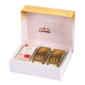 Prince of Peace Japanese Hokkaido Deer Horn Shaped Reishi Mushroom Capsules Twin Pack Gift Box, 2 bottles x 60 capsules