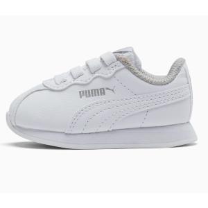 Puma小童 Turin II AC 弹性鞋带运动鞋
