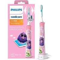 儿童牙刷 粉色版