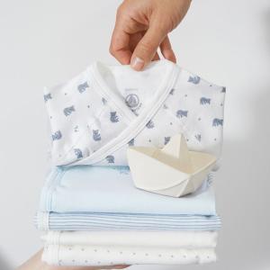 低至4折 €14.95收连衣裙Petit Bateau 法国第一童装小帆船热卖 给小宝宝们装扮起来吧