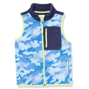 From $4.7Amazon Essentials Boys' Polar Fleece Vest