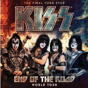 售票中 $40起美國老牌重金屬搖滾組合KISS樂隊 告別巡演 北美站
