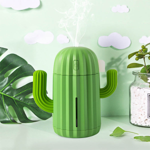 The Apollo Box Cactus-Shaped Humidifier