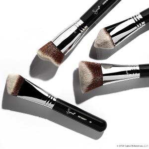 低至4.9折 入超值套装Sigma Beauty官网 全场化妆刷热卖  折扣区也参加
