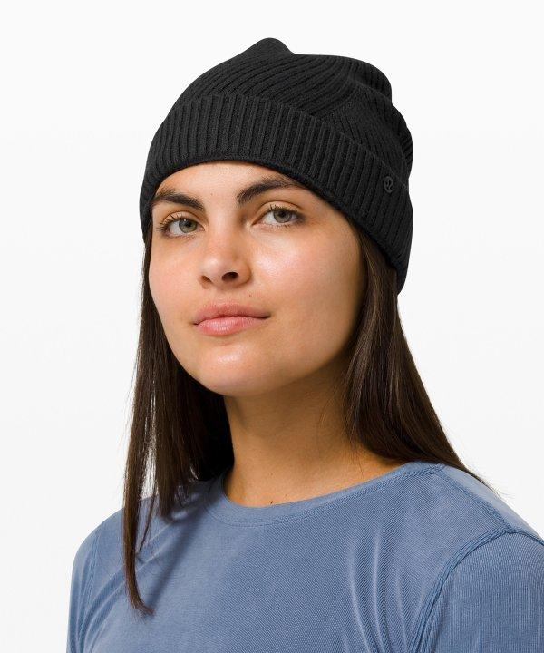 Crazy Cozy 女款针织帽