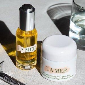 独家:La Mer 美妆护肤品促销 收神奇面霜超值套装