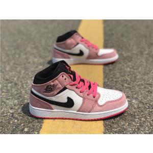Air Jordan 1 7折入手 粉嫩嫩的配色