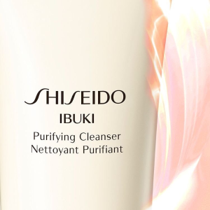 20% off+Free GiftWith Ibuki Collection Purchase @ Shiseido