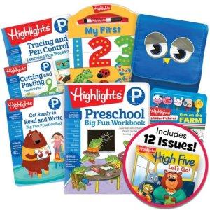 额外减$20独家:Highlights Deluxe 版趣味小学习题册 宅家刷题好选择