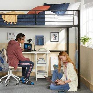 $3.5起,多层鞋架$7.4Walmart 精选理想宿舍必备用品热卖,充气沙发床$44