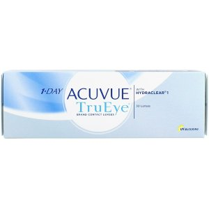 Acuvue1 Day TruEye contact lenses