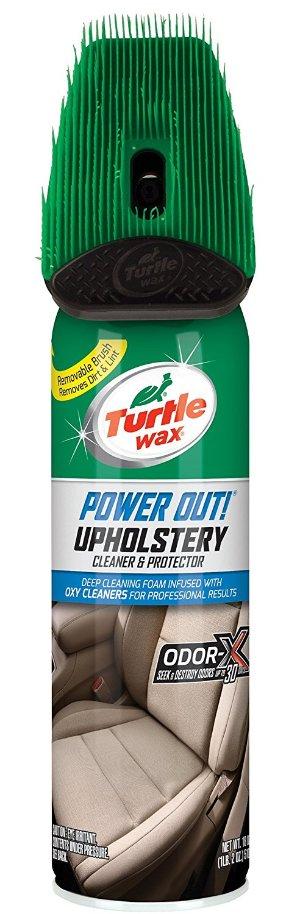 $3.60 (原价$7.99)史低价:Turtle Wax 汽车内装清洁剂 18 oz