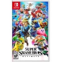 Nintendo 明星大乱斗 豪华版 Switch 实体版