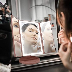 $11.99Beautyworks Backlit Makeup Vanity Mirror 36 LED