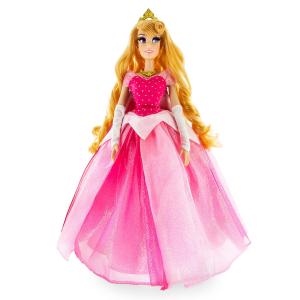 限量睡美人玩偶Aurora及周边热卖迪士尼官网 庆祝睡美人电影上映60周年 限量6000个玩偶